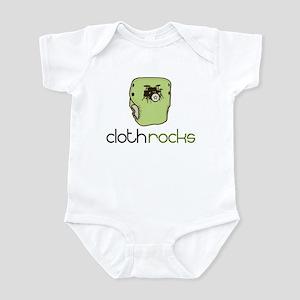 Cloth Rocks Infant Bodysuit