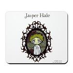 Twilight Jasper Hale Mousepad