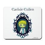 Twilight Carlisle Cullen Mousepad