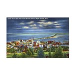 1941 View of Duluth from Skyline Drive Mini Poster