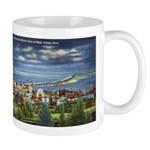 1941 View of Duluth from Skyline Drive Mug