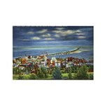 1941 View of Duluth from Skyline Drive Rectangle M