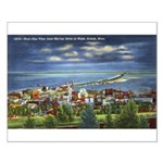 1941 View of Duluth from Skyline Drive Small Poste