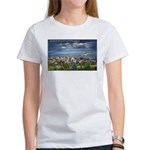 1941 View of Duluth from Skyline Drive Women's T-S