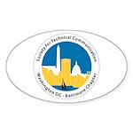 STC WDCB Sticker (Oval)