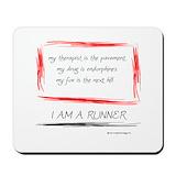Runners Classic Mousepad