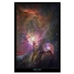Hearts of Space Large Poster