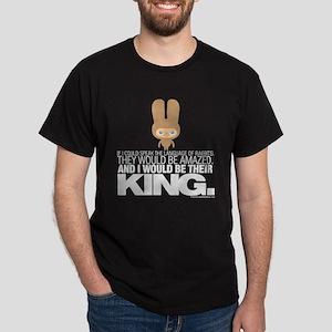 Big Bang Rabbit King Dark T-Shirt