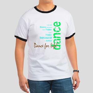 Dance for Life 1 Ringer T