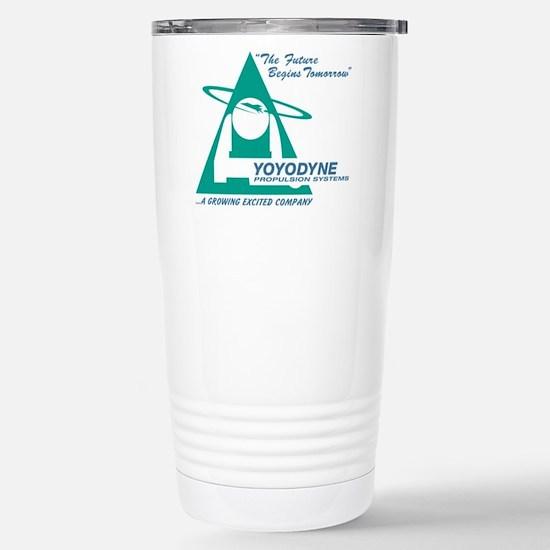 Yoyodyne Stainless Steel Travel Mug