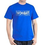 Wombat Words Dark T-Shirt