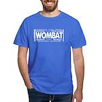 Wombat Words Dark T-Shirt