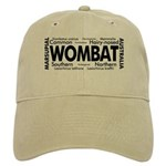Wombat Words Cap