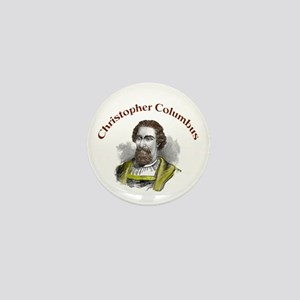 CHRISTOPHER COLUMBUS Mini Button