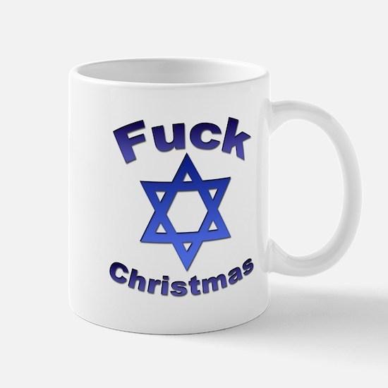 Fuck X-mas 2 Mug
