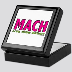 MACH live your dream Keepsake Box