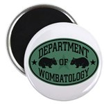 Department of Wombatology Magnet