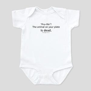 Eat Pro-Life Infant Bodysuit