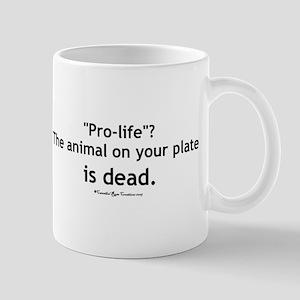 Eat Pro-Life Mug