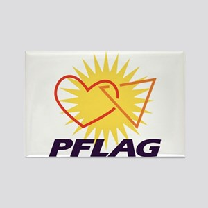 PFLAG of Winston-Salem Rectangle Magnet