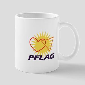 PFLAG of Winston-Salem Mug
