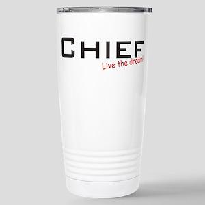 Chief / Dream! Stainless Steel Travel Mug