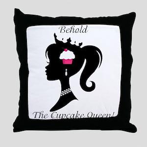 Behold! Throw Pillow