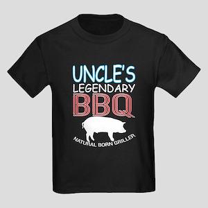 Uncles Legendary BBQ Natural Born Griller T-Shirt