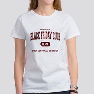 Black Friday Club Professional Shopper Women's T-S