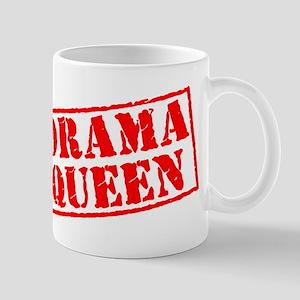 Drama Queen Stamp Mug