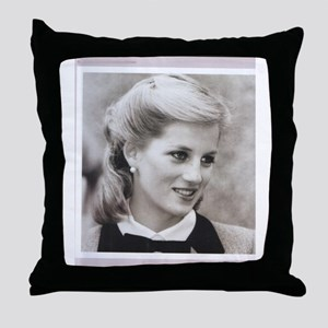 princess diana 1 Throw Pillow