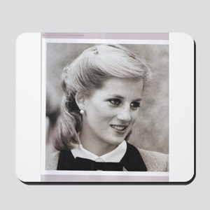princess diana 1 Mousepad