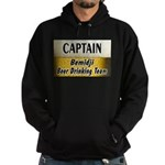 Bemidji Beer Drinking Team Hoodie (dark)