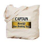 Bemidji Beer Drinking Team Tote Bag