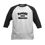 Bemidji Established 1896 Kids Baseball Jersey