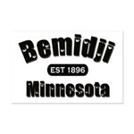 Bemidji Established 1896 Mini Poster Print