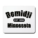 Bemidji Established 1896 Mousepad