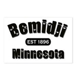 Bemidji Established 1896 Postcards (Package of 8)