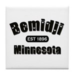 Bemidji Established 1896 Tile Coaster