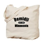 Bemidji Established 1896 Tote Bag