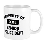 Property of Bemidji Police Dept Mug