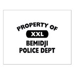 Property of Bemidji Police Dept Small Poster