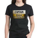 Brainerd Beer Drinking Team Women's Dark T-Shirt