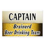 Brainerd Beer Drinking Team Postcards (Package of