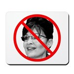 Anti Sarah Palin Mousepad