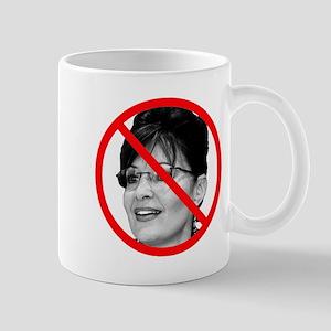 Anti Sarah Palin Mug
