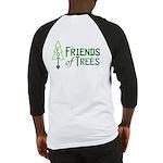 Friends of Trees Baseball Jersey