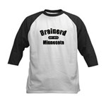 Brainerd Established 1873 Kids Baseball Jersey