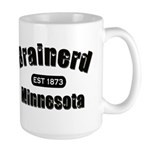 Brainerd Established 1873 Large Mug
