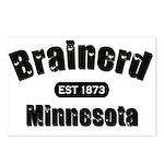Brainerd Established 1873 Postcards (Package of 8)